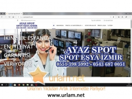 Ayaz Spot Eşya İzmir
