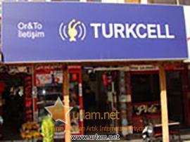 OR-TO İletişim Turkcell Avea Vodafone Parça Kontör