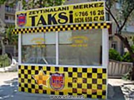 Zeytinalanı Merkez Taksi