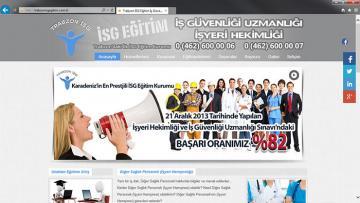 Trabzon İSG Eğitim